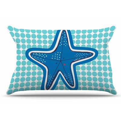 MaJoBV Estrella De Mar Starfish Pillow Case