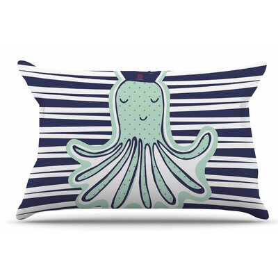 MaJoBV Pulpo Octopus Pillow Case