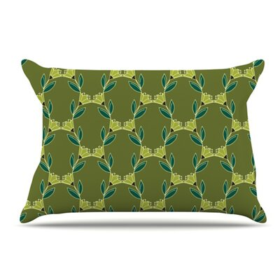 Holly Helgeson Flora Vine Pillow Case