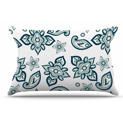 Gukuuki Batik Paisley Pillow Case