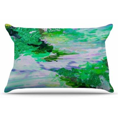 Ebi Emporium On Cloud Nine - 4 Pillow Case Color: Green Blue