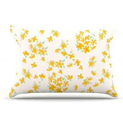 Gukuuki Kashmir Garden Pillow Case