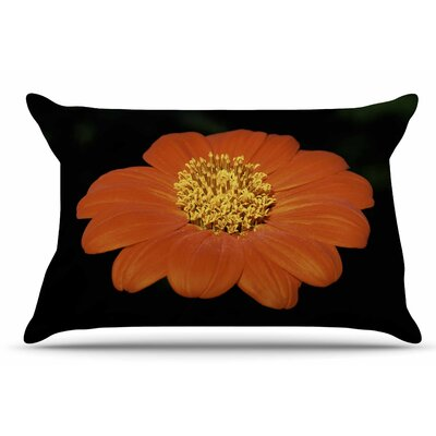 Nick Nareshni Open Wide Flower Pillow Case