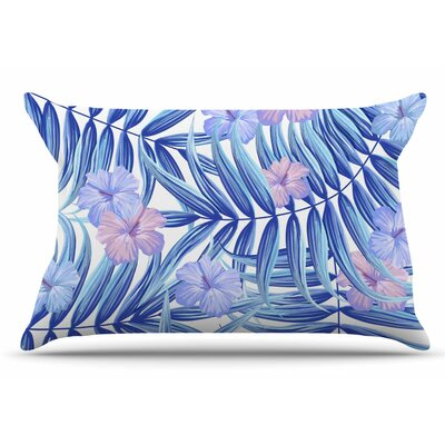 Marta Olga Klara Hawaiian Pillow Case