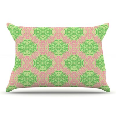 Mydeas Diamond Illusion Damask Pillow Case