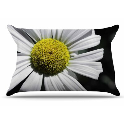 Nick Nareshni Open Daisy Pillow Case