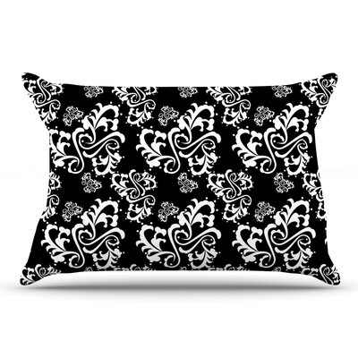 Mydeas Sweetheart Damask & White Pillow Case