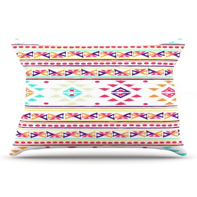 Nika Martinez 'Aylen' Tribal Pillow Case