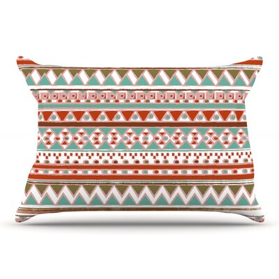 Nika Martinez 'Boho Mallorca' Pillow Case