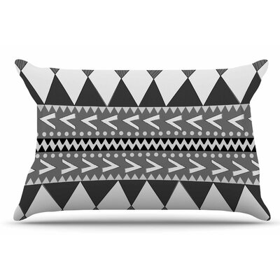 Nika Martinez 'Forest' Pillow Case