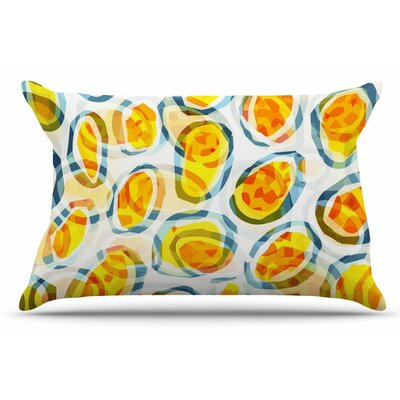 Matthias Hennig 'Sunny Places' Pillow Case