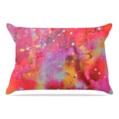 Kira Crees Falling Paradise Pillow Case