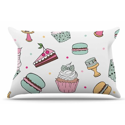 Louise Sweet Sweet Cake Pastel Food Pillow Case
