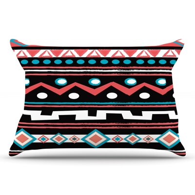 Nika Martinez 'Tipi' Tribal Pillow Case