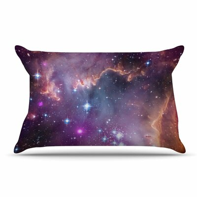 Suzanne Carter Cosmic Cloud Celestial Pillow Case