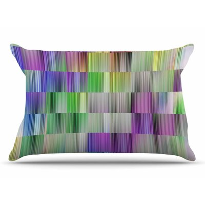 Dawid Roc Sweet Pastel Lines 3 Pillow Case