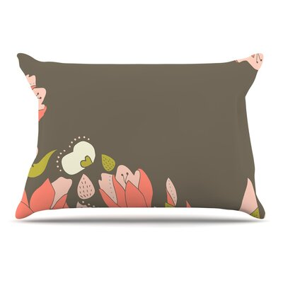 Very Sarie Penelope I Coral Pillow Case