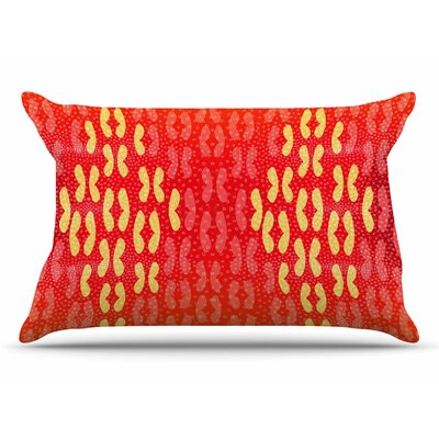 Dan Sekanwagi Butterfly Elements Pillow Case