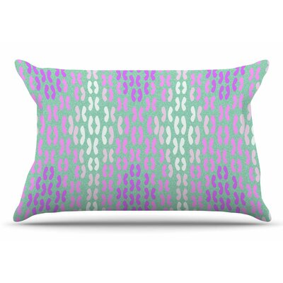 Dan Sekanwagi Butterfly Elements Ii Pillow Case