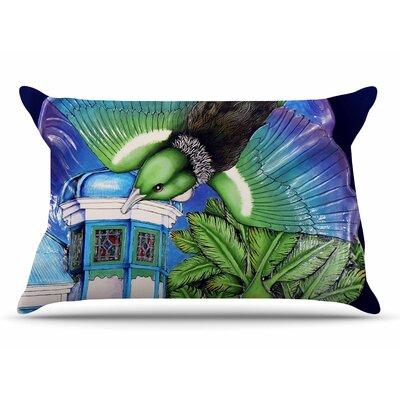 Vinny Thompson New Zealand Bird Pillow Case