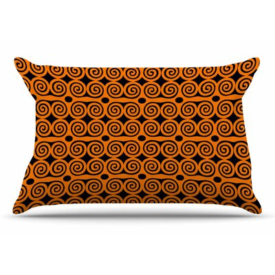 Dan Sekanwagi Locked RamS Horns -Contra Pillow Case