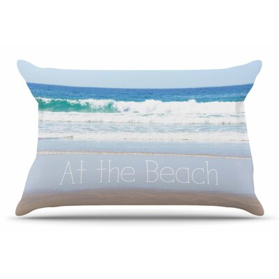 Sylvia Coomes Life Is Better At The Beach Pillow Case