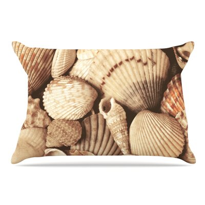 Heidi Jennings Shells Pillow Case