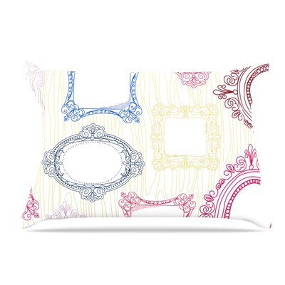 Heidi Jennings IVe Been Framed Pillow Case