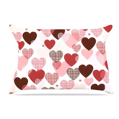 Heidi Jennings Love Pillow Case