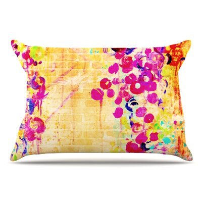 Ebi Emporium Wall Flowers Pillow Case