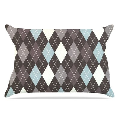 Heidi Jennings Argyle Pillow Case