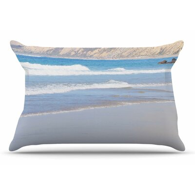 Sylvia Coomes California Beach Pillow Case