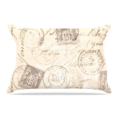 Heidi Jennings World Traveler Pillow Case