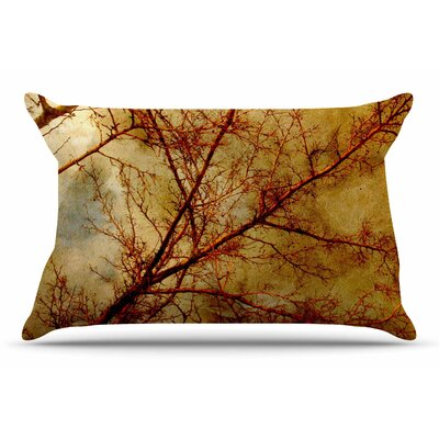 Sylvia Coomes Gothic Tree Nature Pillow Case