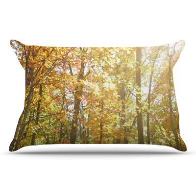 Sylvia Coomes Autumn Trees 2 Pillow Case