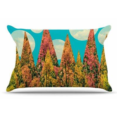 Cvetelina Todorova Day Geometric Pillow Case