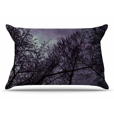 Sylvia Coomes Purple Sky Pillow Case