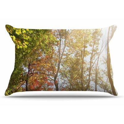 Sylvia Coomes Autumn Trees 1 Pillow Case