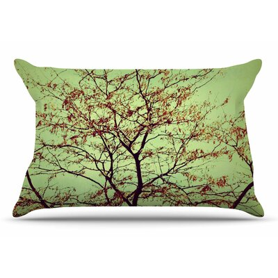 Sylvia Coomes Modern Fall Tree Pillow Case
