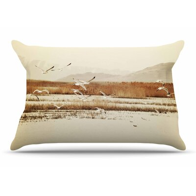 Sylvia Coomes Nautical Flight Pillow Case