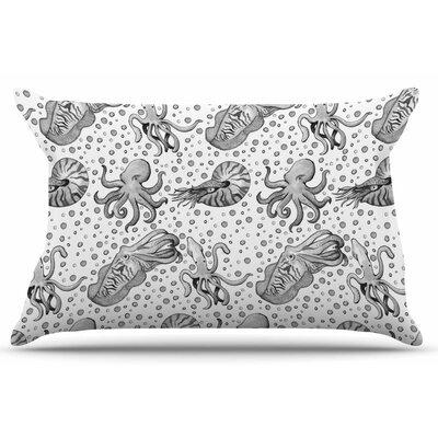 Stephanie Vaeth Cephalopods Pillow Case