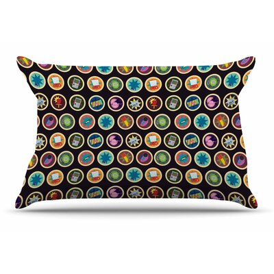 Stephanie Vaeth Toys, Games & Candy Pillow Case