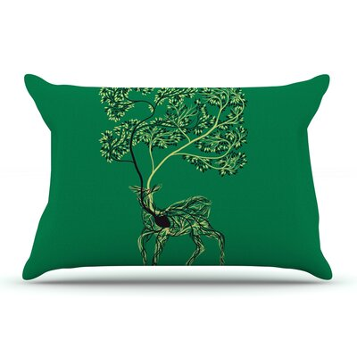 Tobe Fonseca Nectar Deer Pillow Case
