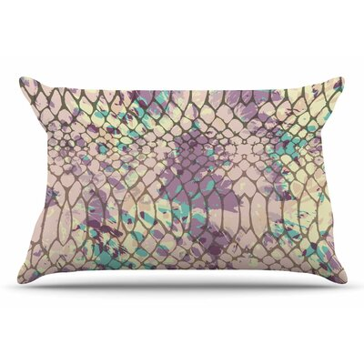 Chickaprint Snakeskin Pillow Case