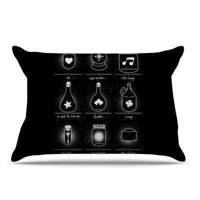 Tobe Fonseca Collector Illustration Pillow Case