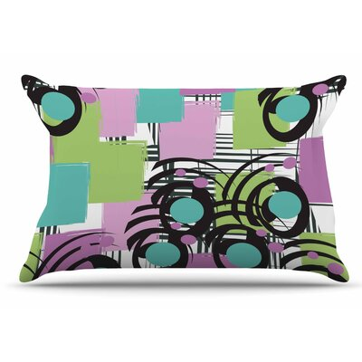 Chickaprint Solfege Pillow Case