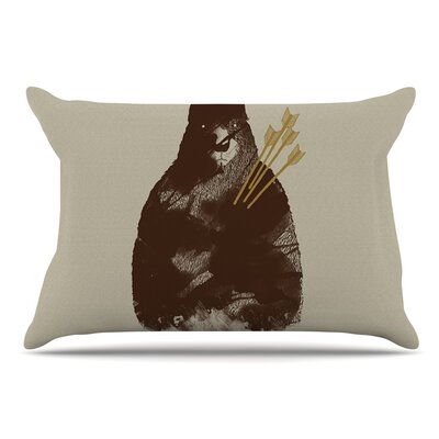 Tobe Fonseca In Love Bear Pillow Case