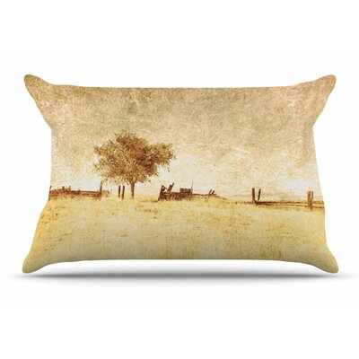 Sylvia Coomes One Tree Pillow Case