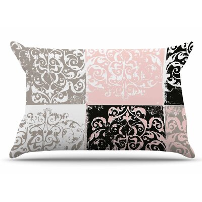 Chickaprint Damaskmix Pillow Case