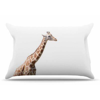 Sylvia Coomes Giraffe Animals Photography Pillow Case